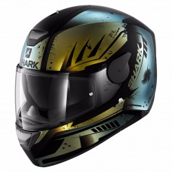 Casco Shark Nano United Mate