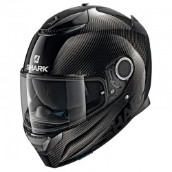 Casco Shark Spartan Carbon Skin