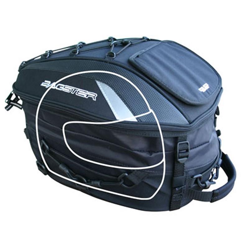 sacoche de selle bagster spider daytona 2000 sl. Black Bedroom Furniture Sets. Home Design Ideas
